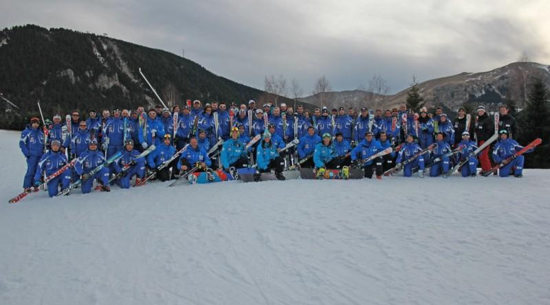 L'Escola d'Esquí de la Molina