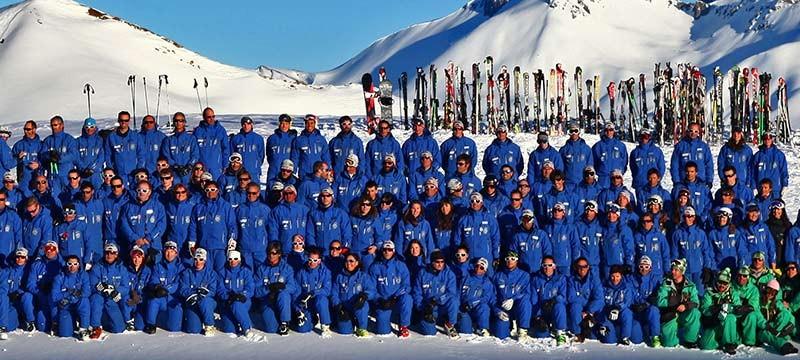La Escuela de Esquí y Snowboard de Formigal