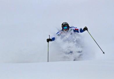 Pruebas de ISIASpeed Test Ski Alpine