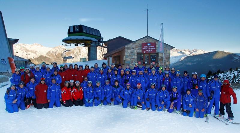 Escuela Española de Esquí y Snowboard de Cerler